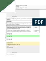 Evaluación Modulo 1
