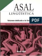 Epítetos y elipsis nominal en español de Andrés Saab (rasal 2004)