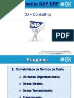 Academia CO GFX - 2 Contabilidade de Centros de Custo