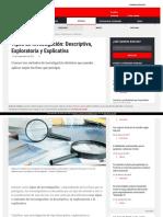 Http Noticias Universia Cr Educacion Noticia 2017 09-04-1155475 Tipos Investigacion Descriptiva Exploratoria Explicativa HTML