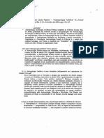 "Schritzmeyer, Ana Lúcia Pastore. ""Antropologia Juridica"", In Jornal Carta Forense, ano III, n. 21, 02_2005"