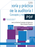 Teoría y Práctica de La Auditoría I Concepto y Metodología