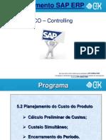 Academia CO GFX - 5.2 Contabilidade de Objetos de Custo