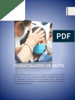 Brote Epidemiológico. divisiondocx