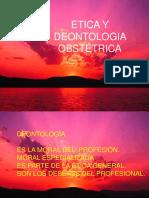 Deontología y Etica