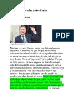 La Nueva Derecha Autoritaria_Sandra Russo