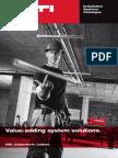 Hilti Installation Systems Catalogue_2013