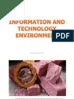 6. World Market Environment - Technological Environment