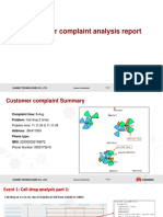 Case-26 VIP Customer Complaint Report BMA Call Drop(Han) 20150805