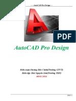 1. Giáo trình Autocad pro.pdf