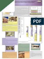 Afiche Facies of Upper Cretaceous and Palaeocene Postrift Sediements Basin Postosi