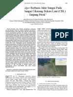 Desain Dredger Berbasis Jalur Sungai Pad