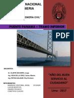 Escalonado de analisis estructural