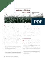 La Politica Agraria en Mexico 2000-2006