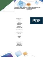 Anexo - Fase 1 - Trabajo Identificacion de La Estructura de La Materia y Nomenclatura