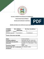 Reseña Historica Del Centro de Salud Archidona