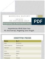 Morning Report - 30 Oktober 2017 - Aprilia Rein
