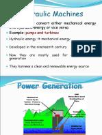 Turbine Introduction