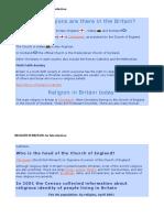RELIGION IN BRITAIN.docx