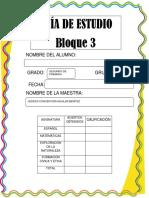 Guia de Estudio 2do Bl. 3