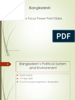 Bangladesh - Political System