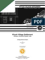 KhyahSettlement Study