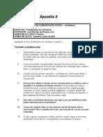 Apostila 8-Verdade (Continuação)
