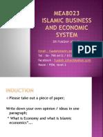 1_Introduction to Islamic Economic