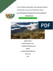 Trabajo de Ecoturismo Areas Naturales Protegidas