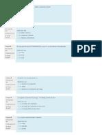 Cuestionario 1 Estructura de Datos