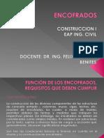 Clase 11 Encofrados - Construccion i