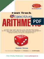Objective Mathematics (Www.sarkaripost.in)