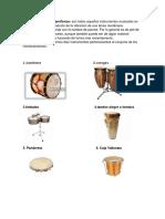 Instrumentos Flocloer Regional