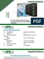 Clase 01 Uci - 2018 -i Enfermeria Humanizacion Bioetica Formatos