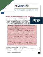 ACTIVIDAD Intrgrales Multiples TERCERO