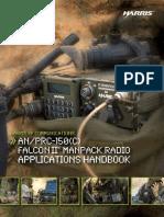 AN/PRC-150  Handbook