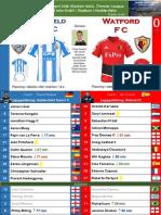 Premier League 180414 round 34 Huddersfield - Watford 1-0