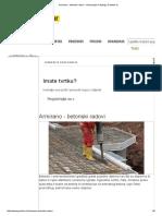 Armirano - Betonski Radovi • Informacije i Katalog _ Gradimo.hr
