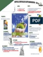 Calendario Escolar Ambiental 2018 3