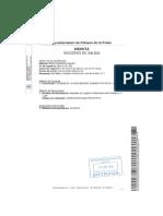 Cumplimiento de la sentencia de la oposición para AEDL