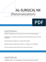 Medical Surgical Nx