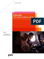 2017 Tailwinds Airline Industry Trends Pwc