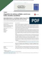 diagnostico de mieloma multiple - articulo original