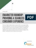 Emarketer Providing Seamless Consumer Experience White Paper