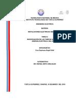 Tarea 2- Investigación de Tarifas de Energía Eléctrica(Hm,Hs y Ht)
