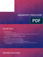 Diagnostic Procedure NASH