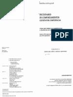 Libro Alles Martha - Diccionario de Comportamientos - Gestion Por Competencias - (Completo)