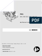 Manual Pks54