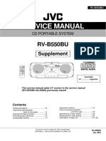 Jvc Rvb550