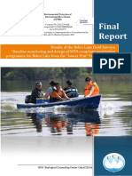 Final Report_Beleu Lake Field Surveys Draft